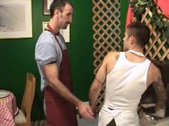 Hunky Cuisine - Scene 1