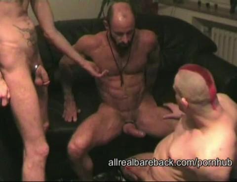 Cristian Torrent´s naked Breeder