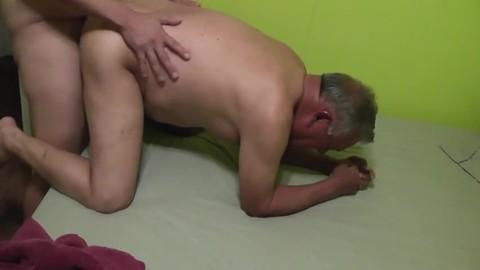 El Abuelo Cachondo Me PidiГі Verga. Me Lo CogГ, Le MetГ Un sex-dildo, Lo BaГ±Г© Con Mi spooge Y AГєn QuerГa MГЎs. (kinky grandad Asked Me For Some