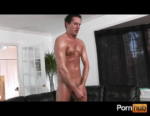Oiled Up Muscles