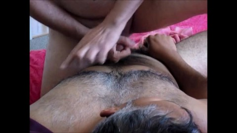 Desi knob Deluxe Is Back When My Bud K. Stops In For A Shower And A suck  And Other Essentials.  Although The Shower Was Brief The bed Session Was Wel