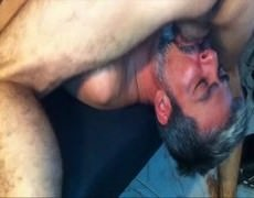 One Of The best dick suckers From Brasil In A painfully Facefucking Action.