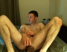 I plow Myself With My Biggest sex tool Starting Out Slow, Then Fast And Hard Until I cum At The End.