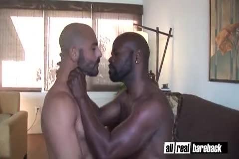 bare non-professional Interracial