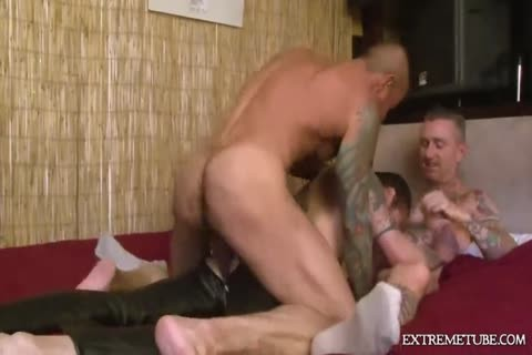 Double Dickin - Scene 3 - Factory video scene