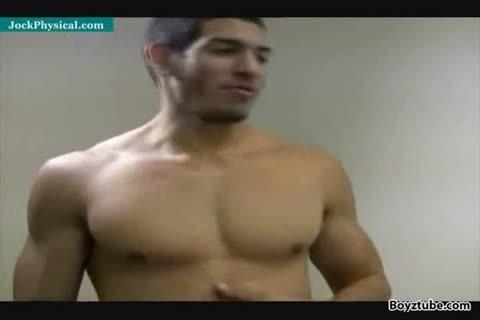 JockPhysical Presents Tony Castro AKA Tony Martinez