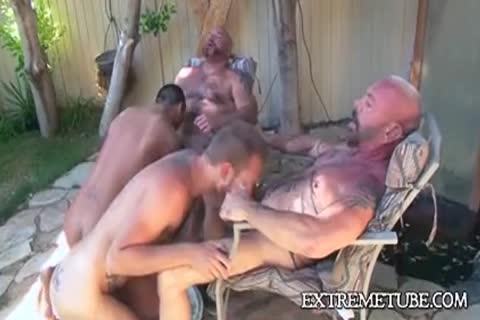 Daddy Sling 4some
