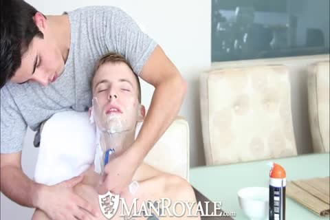 homo Shave And pound