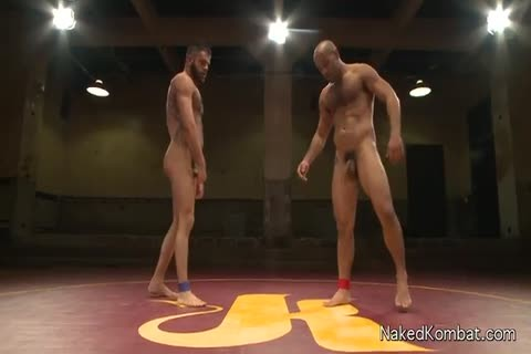 Marcus Isaacs And Leo Forte homo Male Wrestling