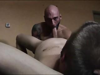 Bull-hung guys banging taut Holes. Part XVII
