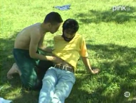 Desi Tattoed Boyfriend nailing His Indian