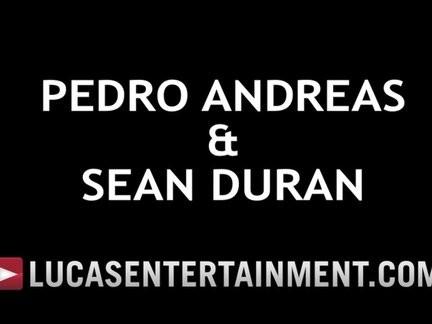 Sean Duran bonks Pedro Andreas bareback