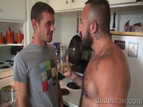 [males raw] Brett Bradley And Alessio Romero