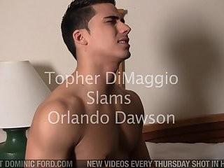 Topher DiMaggio nails Orlando Dawson