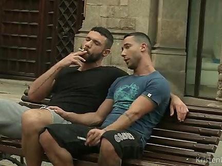 3some homo Doble PenetraciГіn