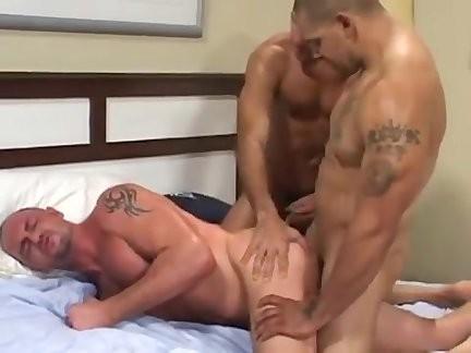 DP - threesome