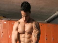Marcel At Tthellos man Gym