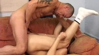 A gay couple Who have a fun Sex To The Maximum