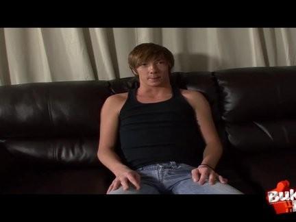 twink loves butthole job gangbang