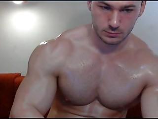 str8 Muscle men On web camera