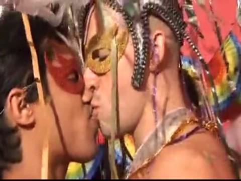 Carnaval bareback Brasil