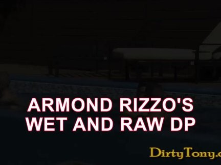 Armond Rizzo's juicy And bare DP