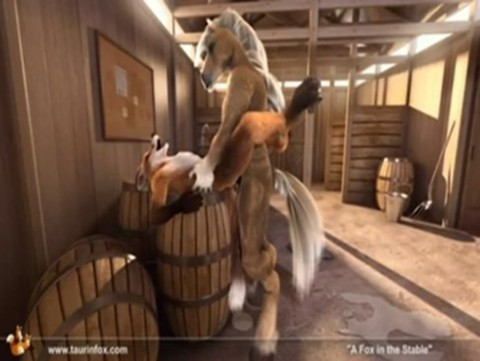 A Fox In The Stable By: Taurin Fox
