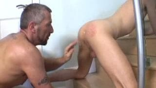This Dilf Is In Love With A young gay guy!