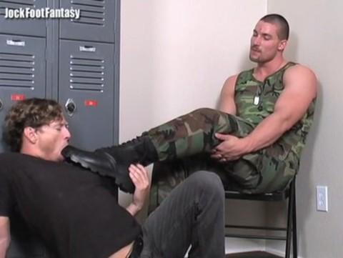Kevin Falk - Military Serviced