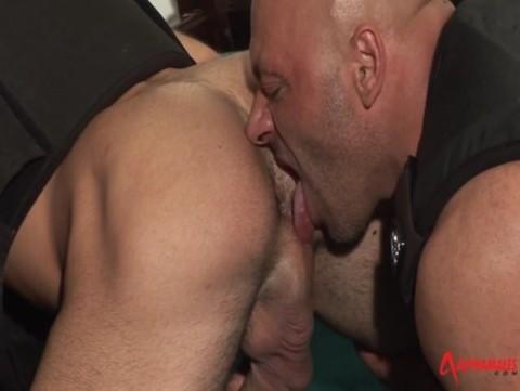 SuckLickFuck.sperm - Randy & Issac. DSR15