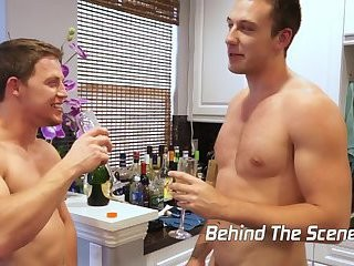 Duke Campbell receives A naked Back Load In His wazoo From Atticus