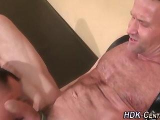 older dudes raw Dawg