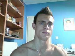 Greek Muscle twink With big ramrod, juicy It anal