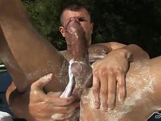 [GVC 216] Car Wash With Masturbating
