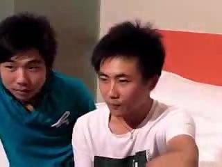 oriental guys banging In Hotel