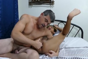 Younger lad acquires His anus Filled With A powerful Prick