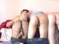 (No2) Romanian straight boyz Go homosexual On cam