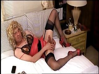 Carol C. Jills Off Watching SM Porn