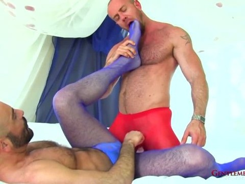 Matt And Adam In pantyhose