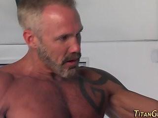 homosexual Buff Bear Nailing