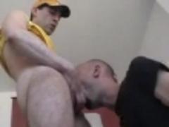 bareback pounding