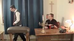 old Priest Barebacks juvenile Oscar