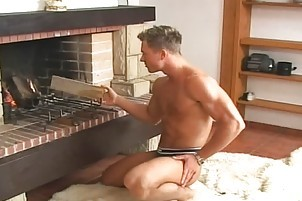 Joska Kalvoda Poses Fully undressed And Shows It All