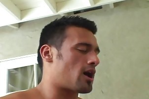Two Beefcakes Dante Foxx And Danny Lopez gang-sex