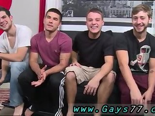 Straight boyz enjoy penis sucking