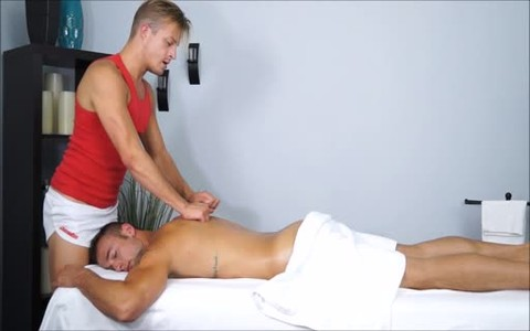 Give Him peculiar Massage Bro