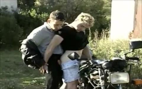 Biker plow boys