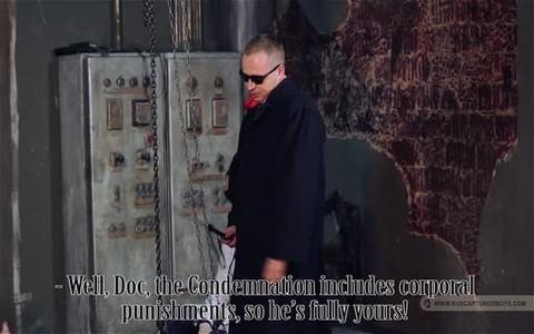 fastened Rus lad