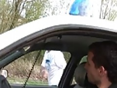 How to masterinatrix-skankinantte a cop