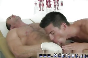 Rush gay sex-dildos Us First Time I Did The Normal Exam And